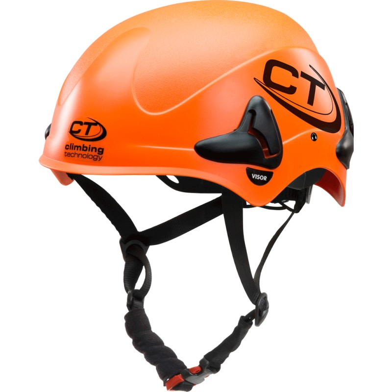 Pracovní helma Climbing Technology Work shell plus Oranžová