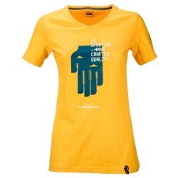 Women t-shirt Hand