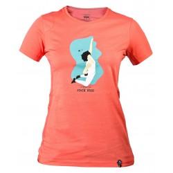 Women t-shirt Rockstar