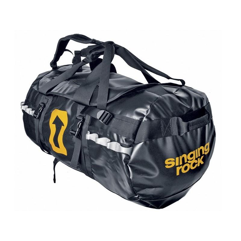 Cestovní taška Singing Rock Tarp duffle Černá