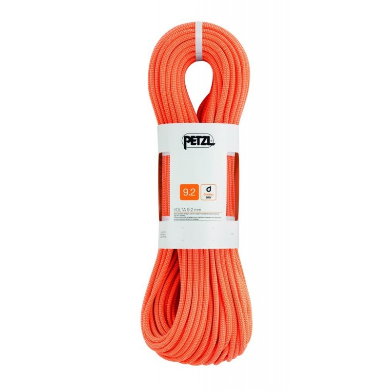 Dynamické lano Petzl Volta Oranžová