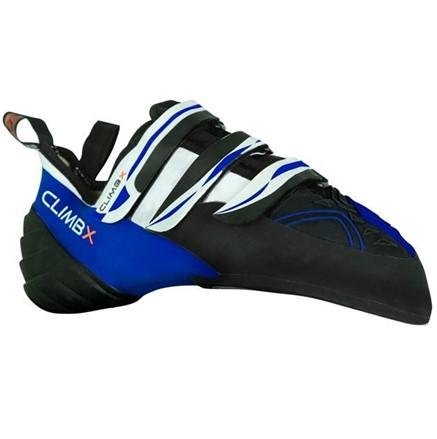 Lezečky ClimbX E-Motion Modrá