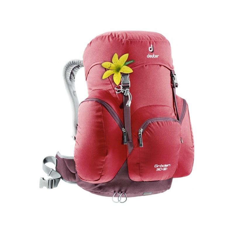 Dámský turistický batoh Deuter Gröden 30 SL Cranberry