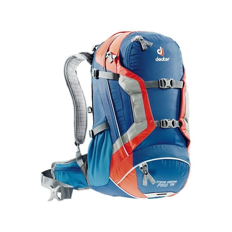 Cyklistický batoh Deuter Trans Alpine Pro 28 Steel