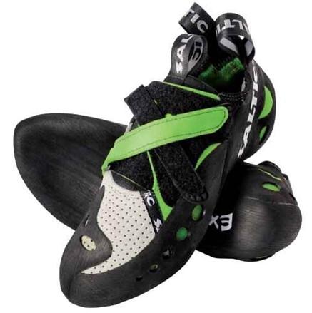 Lezecké boty Saltic Avax Zelená