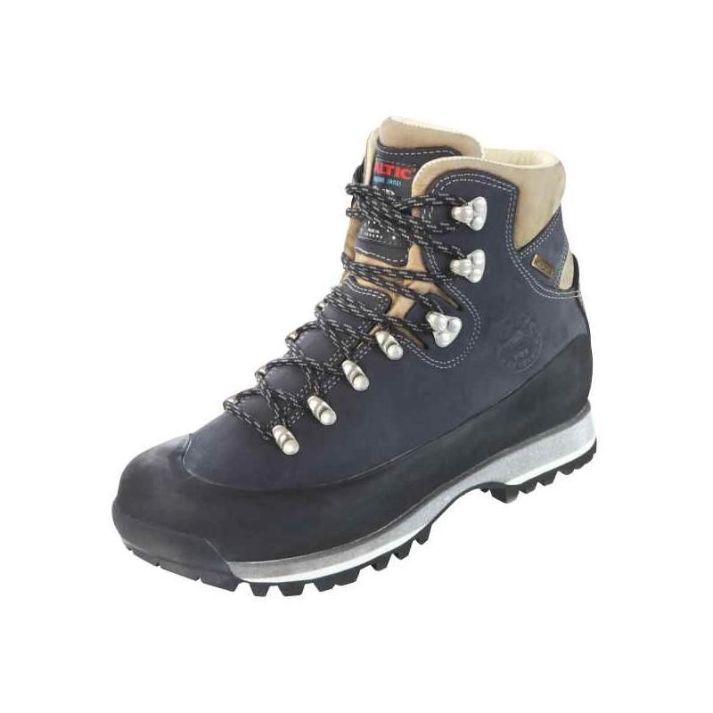 Trekové boty Saltic Granit FX Modrá