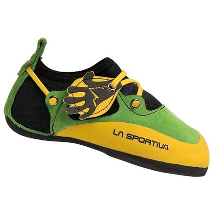 Dětské lezečky La Sportiva Stickit Žlutá