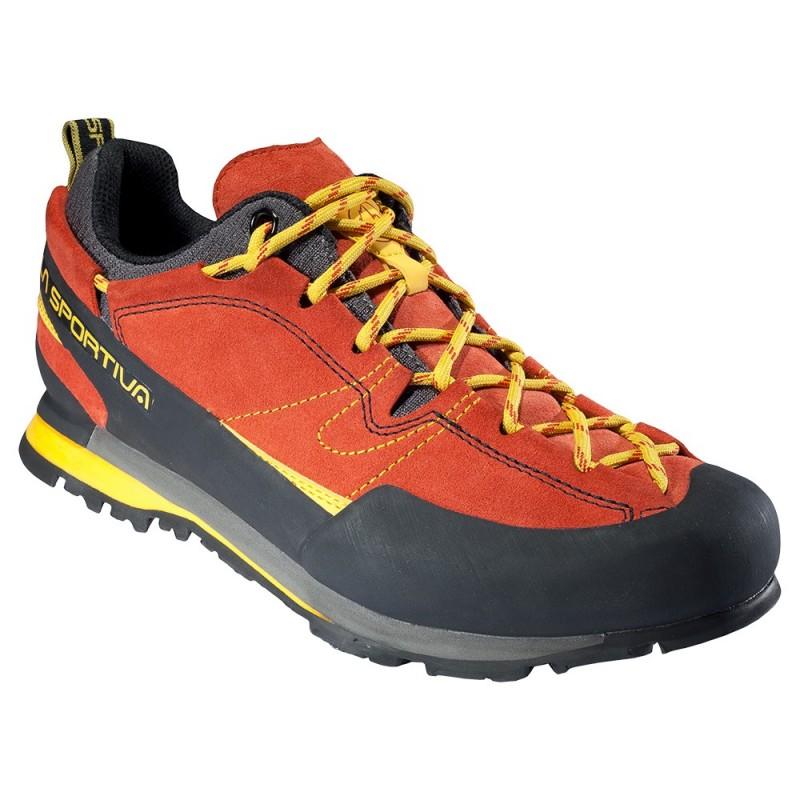 Treková obuv La Sportiva Boulder X Červená
