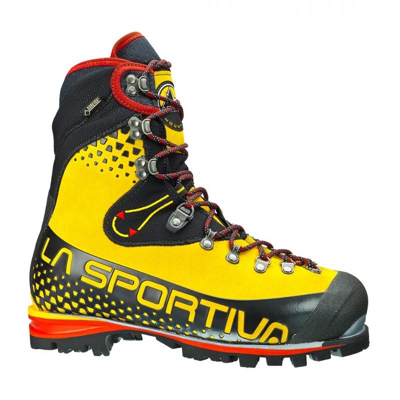 Expediční obuv La Sportiva Nepal cube GTX Žlutá