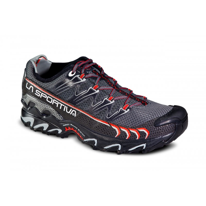 Běžecká obuv La Sportiva Ultra raptor Červená