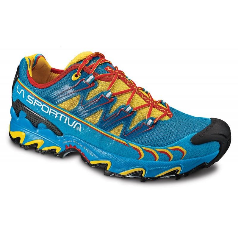 Běžecká obuv La Sportiva Ultra raptor Žlutá