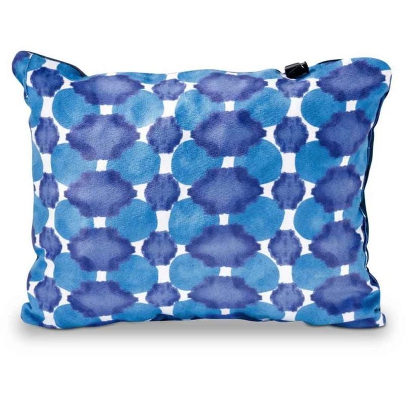 Cestovní polštář Thermarest Compressible Pillow Modrá
