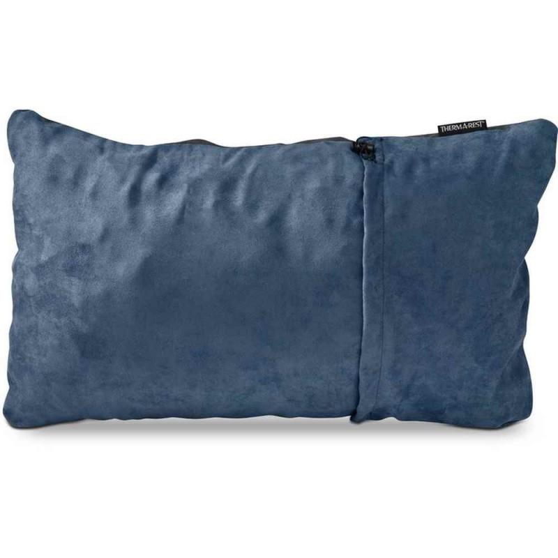 Cestovní polštář Thermarest Compressible pillow Námořní modř