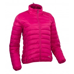 Feather women's jacket Swan lady