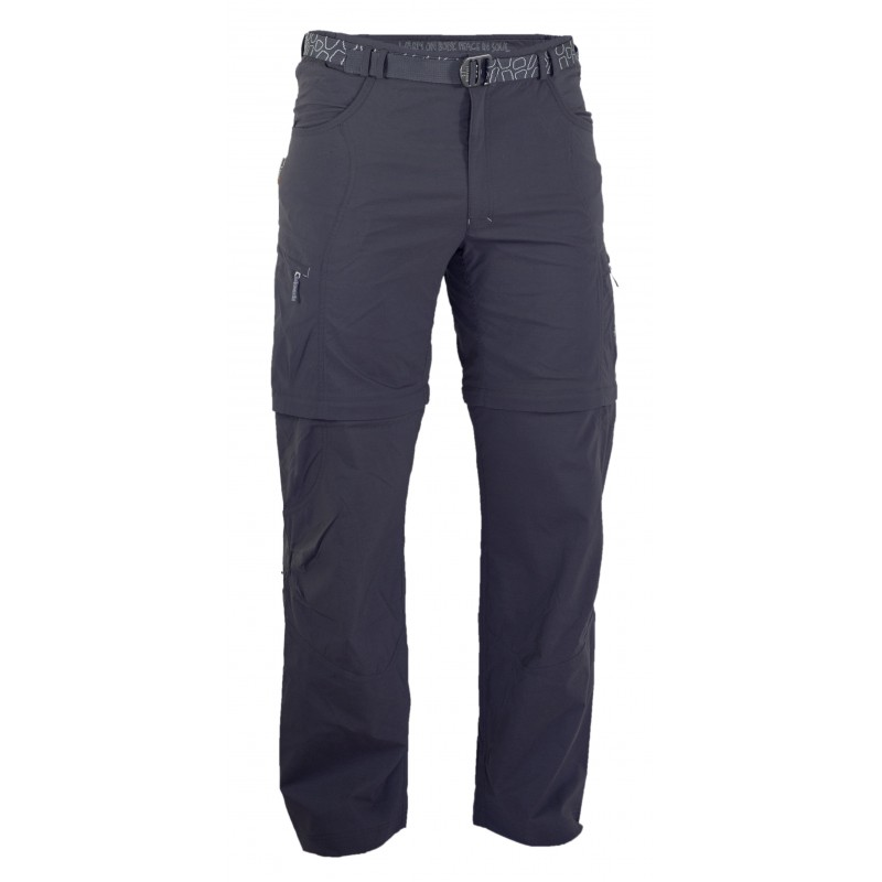 Pánské kalhoty Warmpeace Fording zip-off Iron