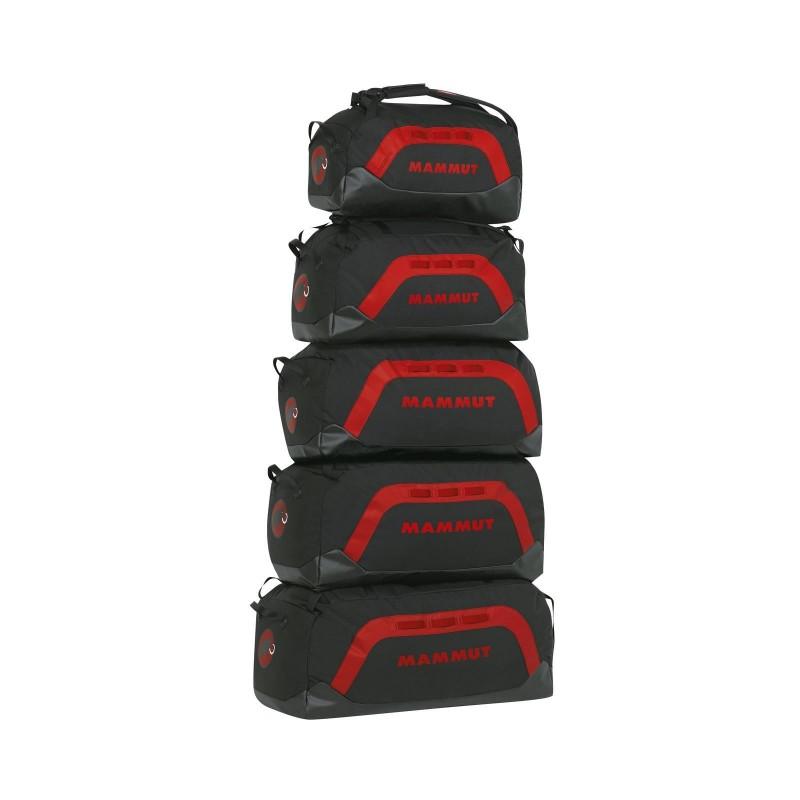 Cestovní taška Mammut Cargon Černá