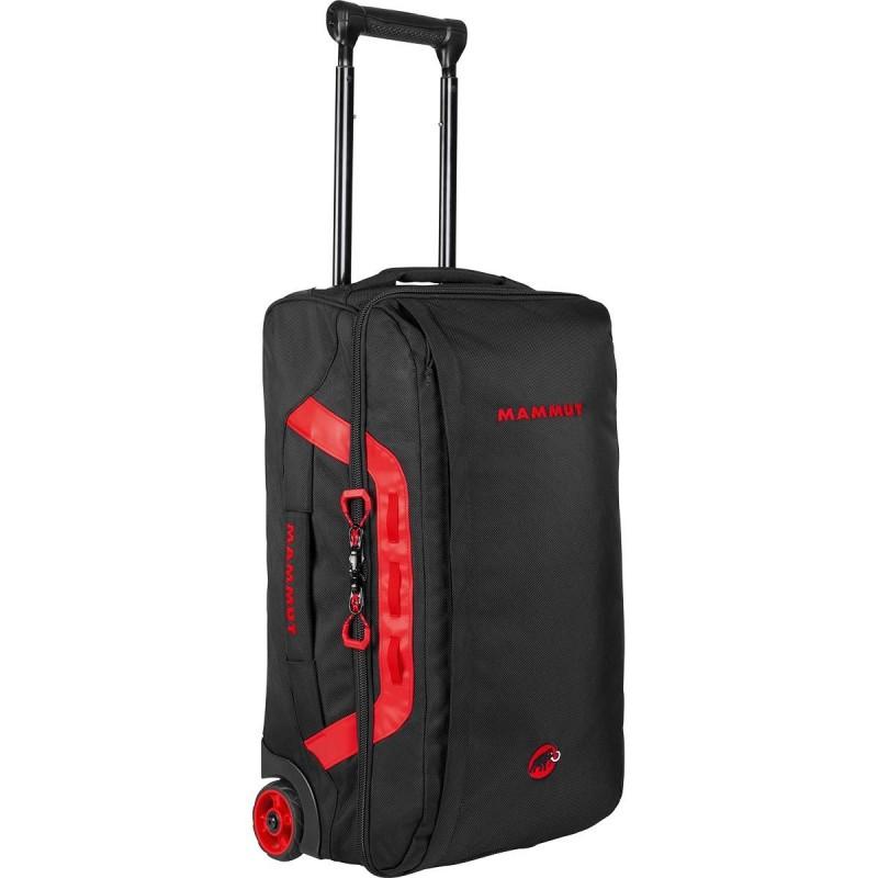 Cestovní taška Mammut Cargo Trolley 30 Černá