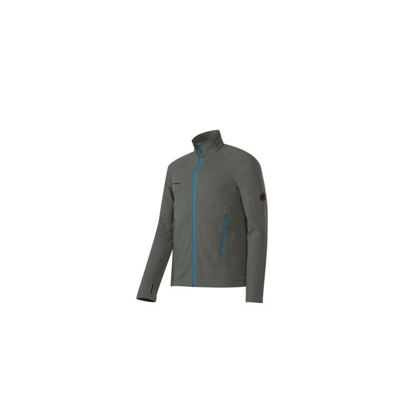 Pánská bunda Mammut Aconcagua jacket Titanium