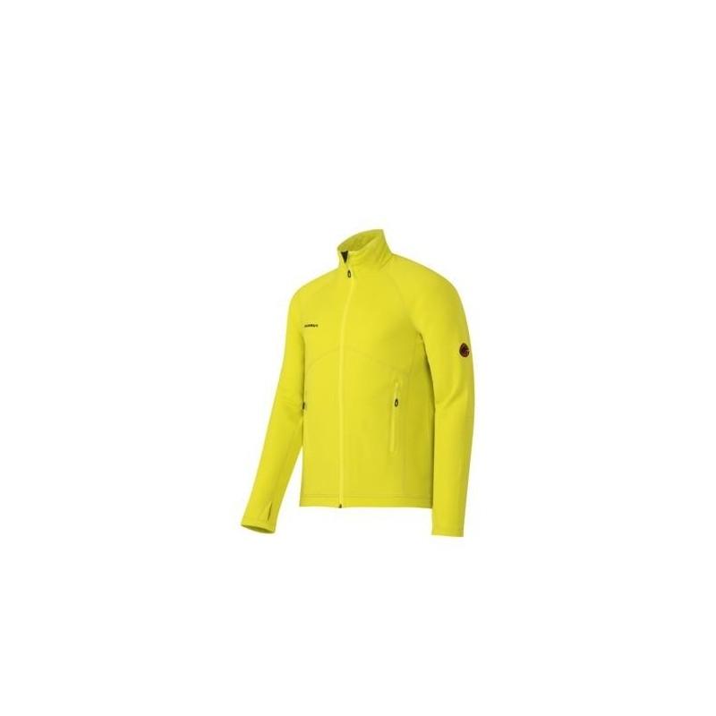 Pánská bunda Mammut Aconcagua jacket Limeade