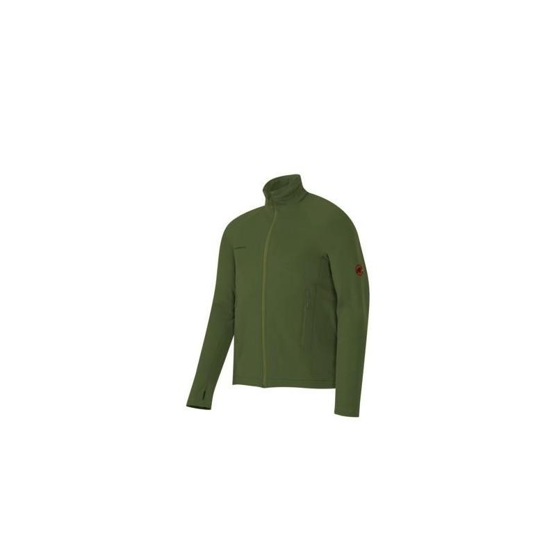 Pánská bunda Mammut Aconcagua jacket Seaweed