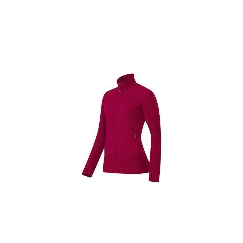 Dámská bunda Mammut Aconcagua jacket Crimson