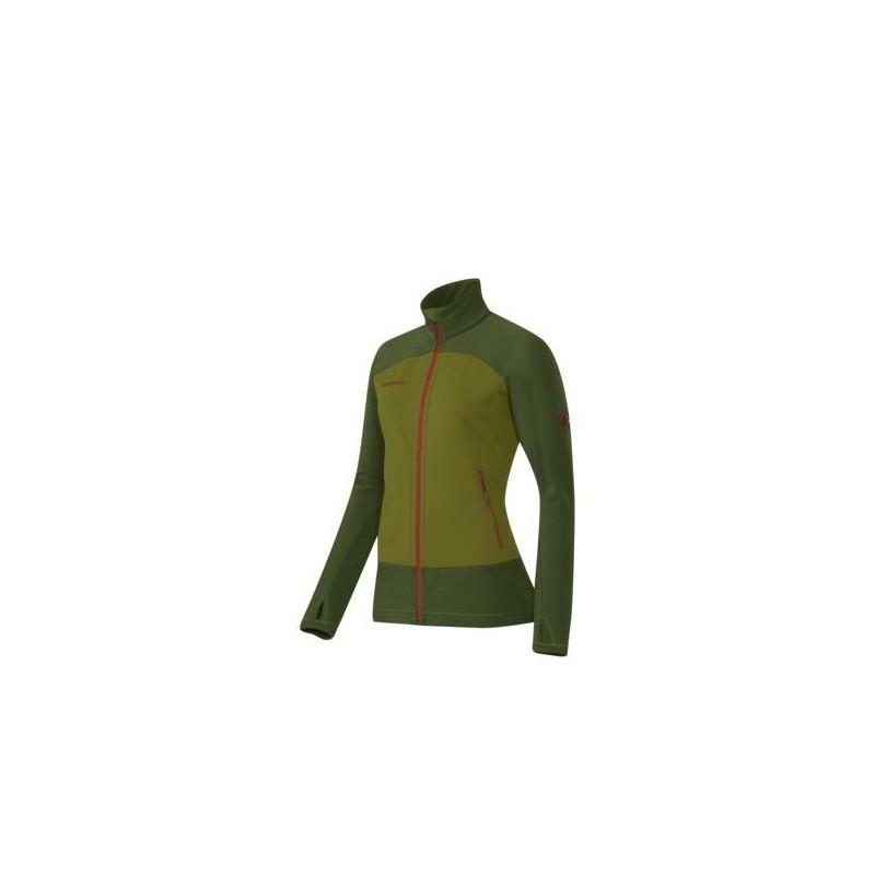 Dámská bunda Mammut Aconcagua jacket Aloe