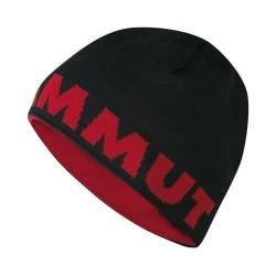 Čepice Mammut Logo