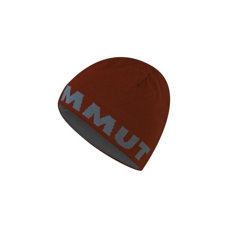 Čepice Mammut Mammut Logo Kaštanová