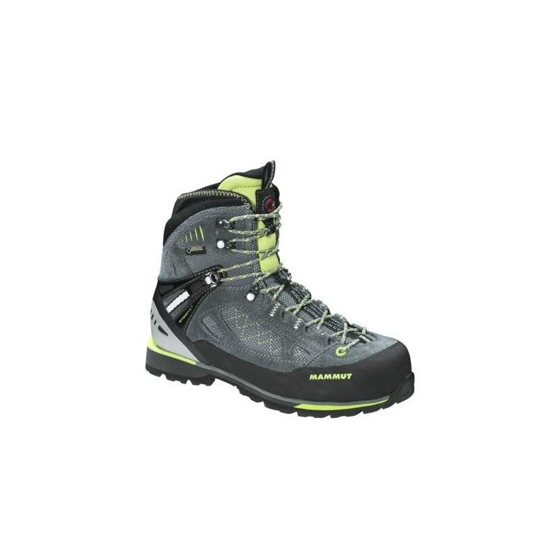 Dámské boty Mammut Ridge Combi High WL GTX Šedá