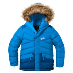 Kid's winter jacket Icefjord