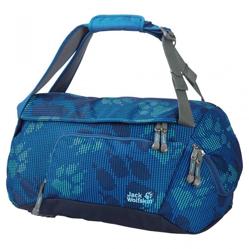 Školní batoh Jack Wolfskin Ramson 35 Glacier Blue Paw