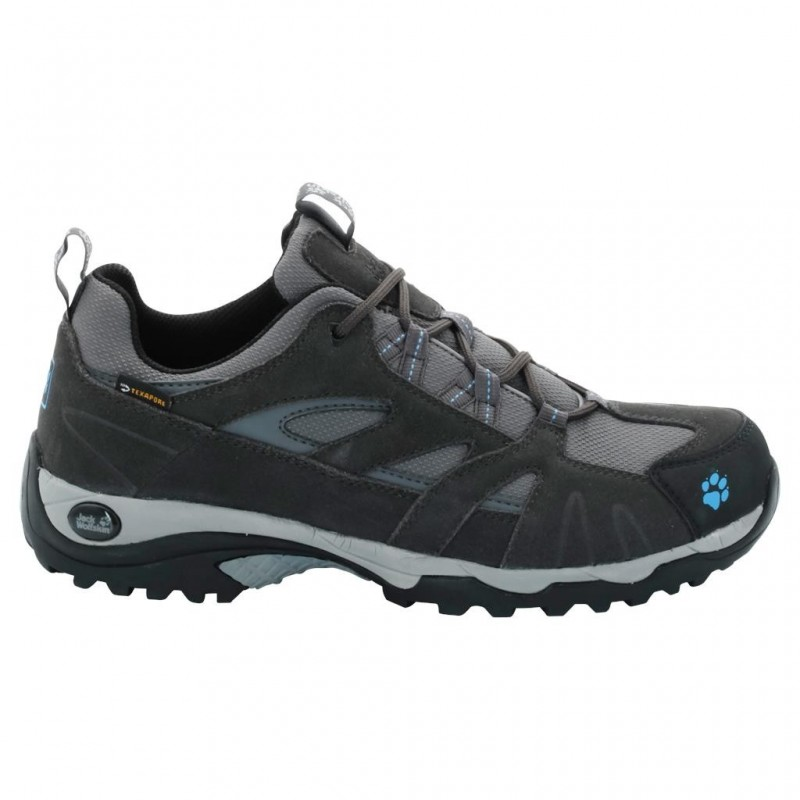 Dámské turistické boty Jack Wolfskin Vojo Hike Texapore Light Sky