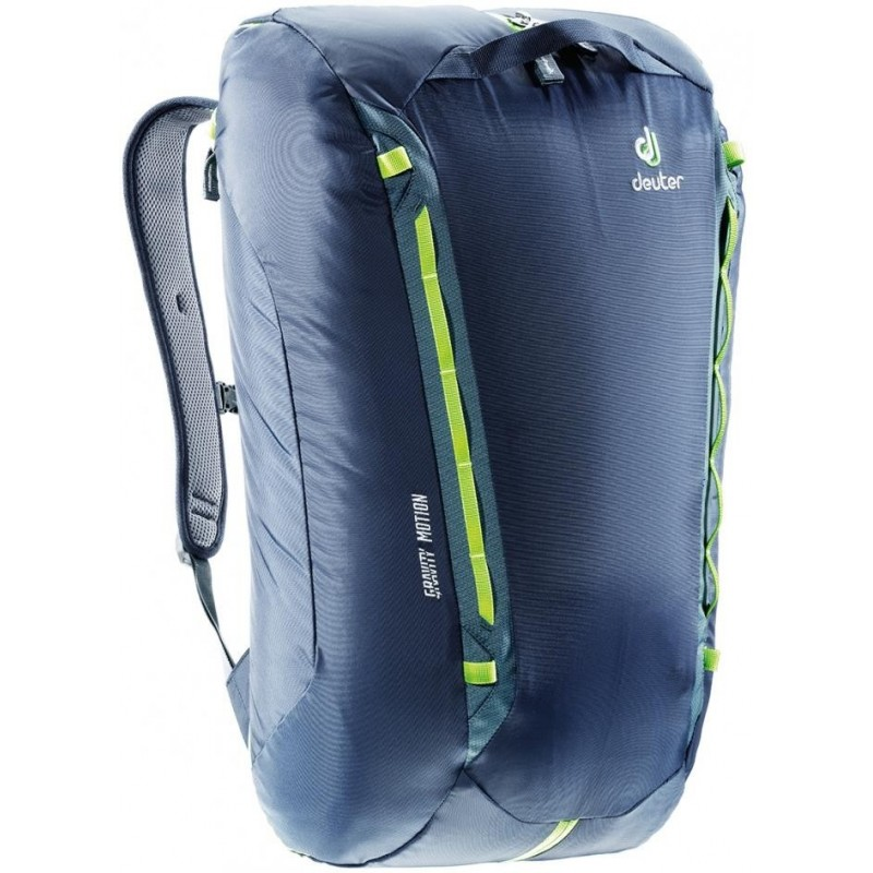Lezecký batoh na výbavu Deuter Gravity Motion Námořní modř