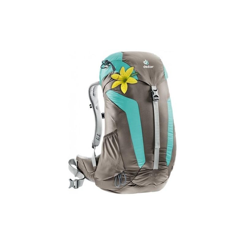 Dámský turistický batoh Deuter AC Lite 22 SL Stone