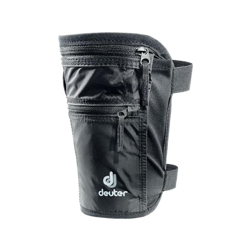 Nožní pouzdro Deuter Security Legholster Černá