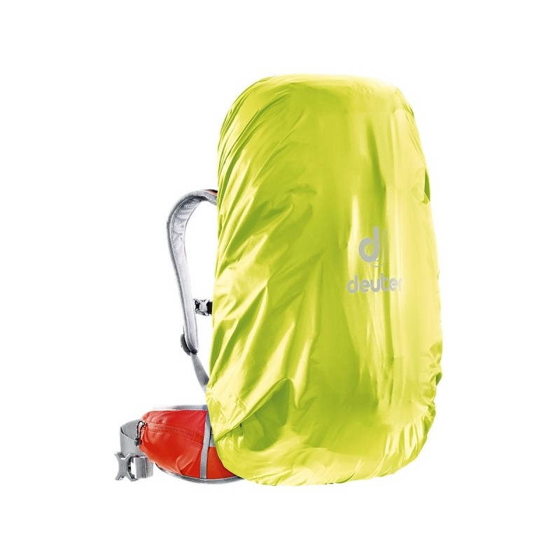 Pláštěnka na batoh Deuter Raincover II Neon