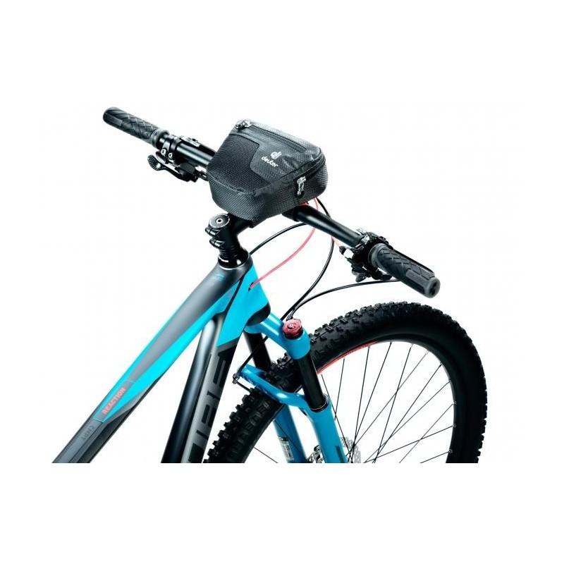 Cyklistická taštička Deuter City bag Černá