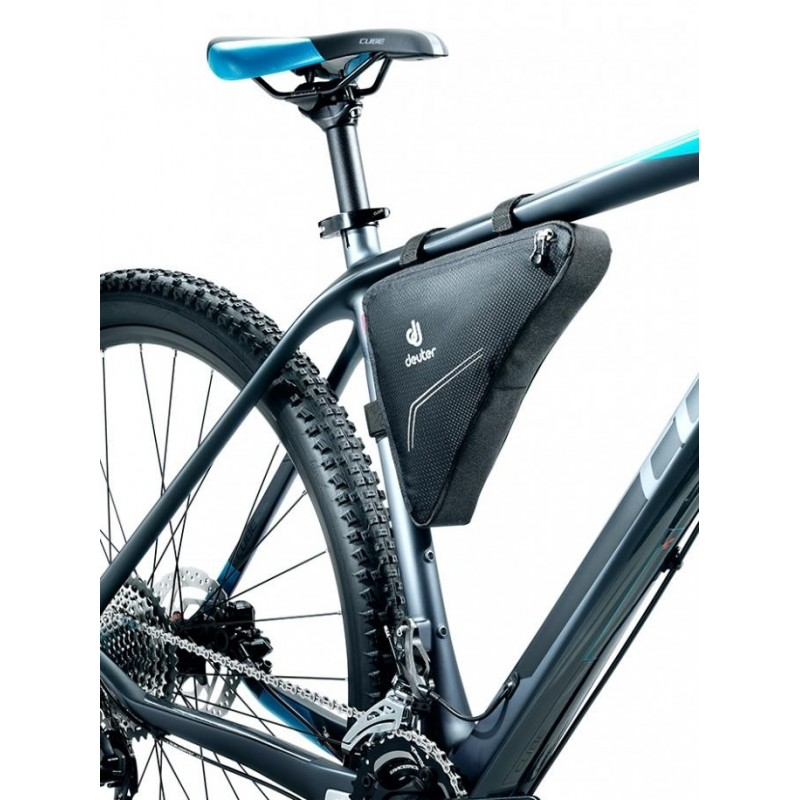 Cyklistická taštička Deuter Triangle Černá