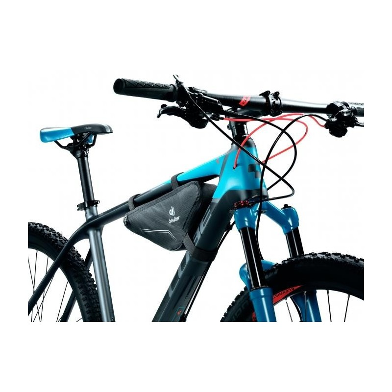 Cyklistická taštička Deuter Front Triangle Černá