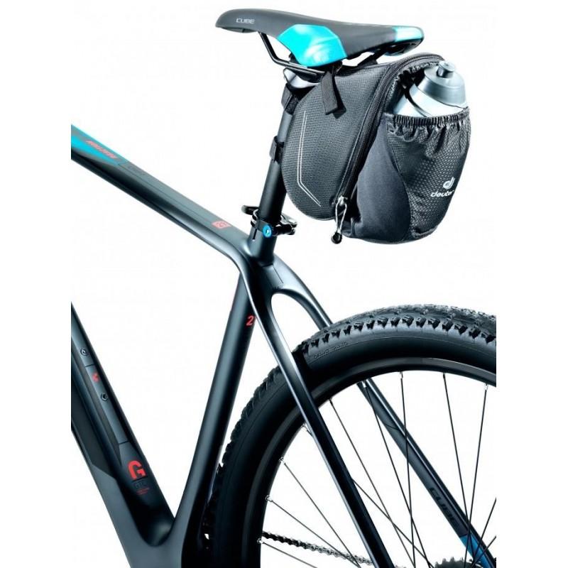 Cyklistická taštička Deuter Bottle Černá