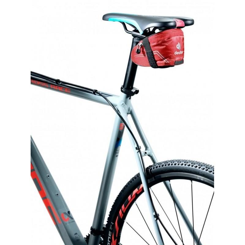 Cyklistická taštička Deuter Race II Fire