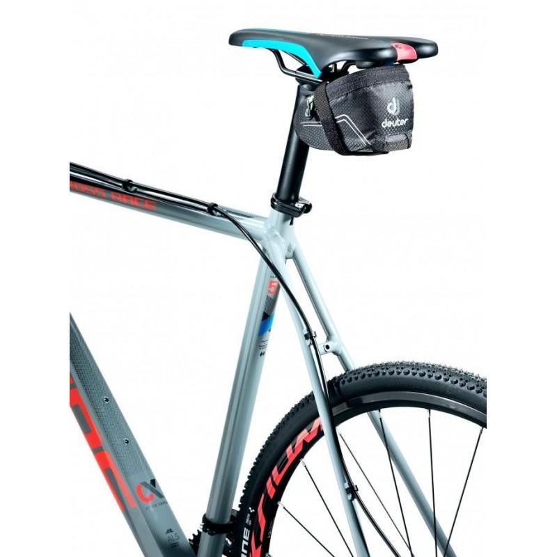 Cyklistická taštička Deuter Race II Černá