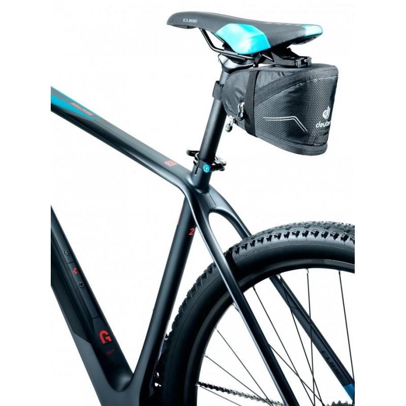 Cyklistická taštička Deuter Click II Černá