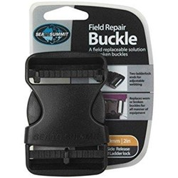 Field repair buckle Side Release