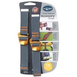 Accessory straps with hook buckle 20 mm Webbing