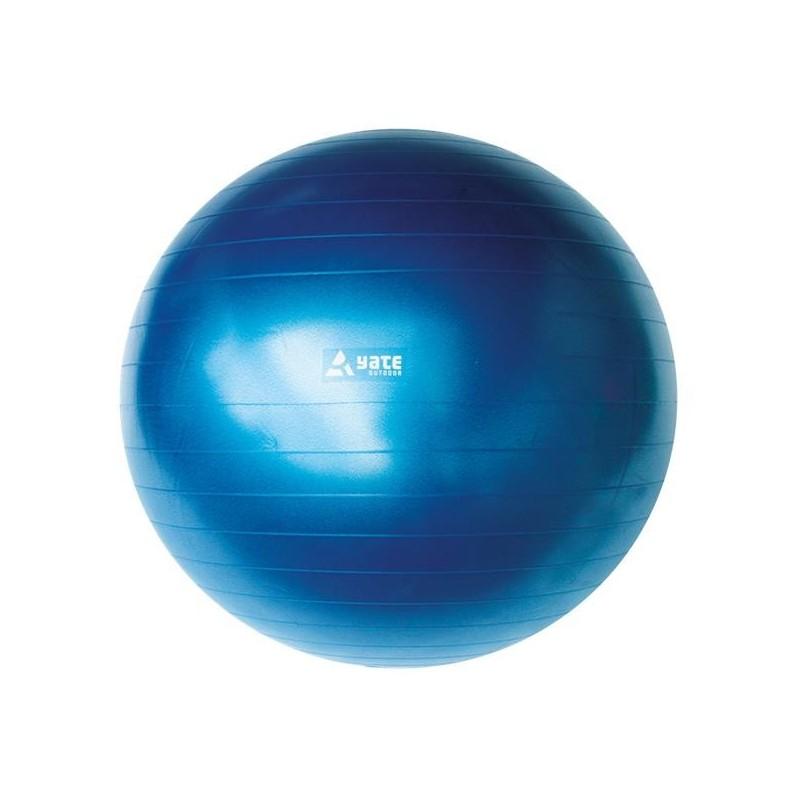 Yate Gymball 75 cm Modrá