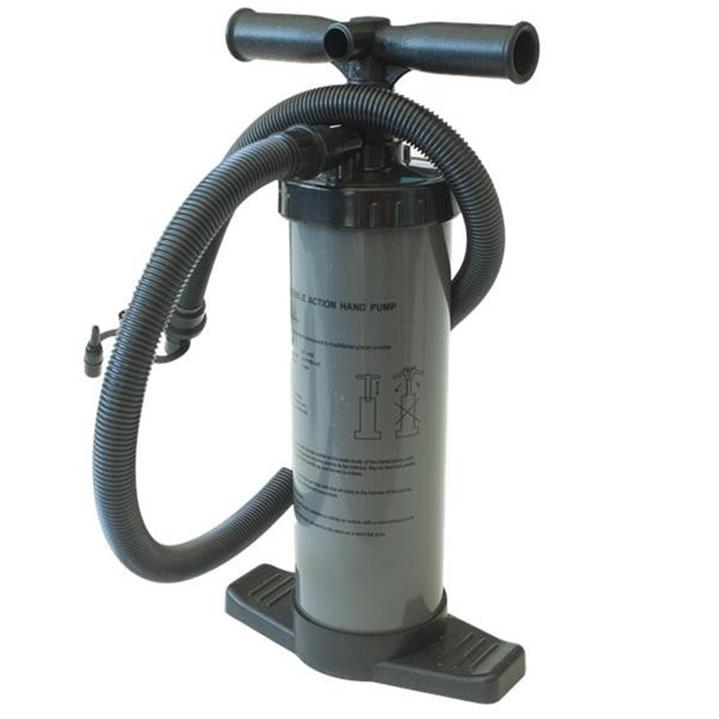 Double action Yate Pump