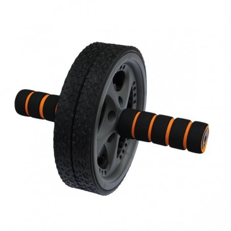 Excercise wheel double