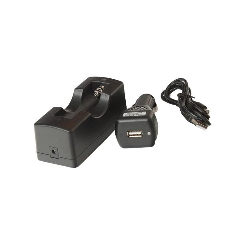 USB a auto Yate Dobíječka na baterie