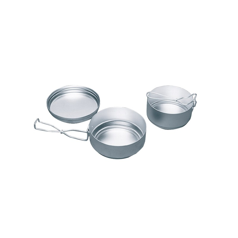 Aluminum set Yate Mess tin